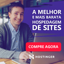 hospedagem de sites Hostinger - Site Wordpress - Primeira parte